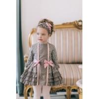 vestido NIÑA 2247V DOLCE PETIT