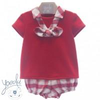 Conjunto baby Vinci 0016 YOEDU