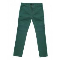 Pantalón chino verde botella  básico 4777 SPAGNOLO
