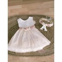 Vestido ceremonia Lilus Rosa 28161