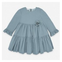 Vestido niña azul atardecer PAZ RODRIGUEZ 35108